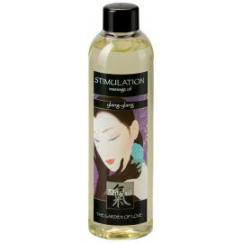 ÓLEO DE MASSAGEM SHIATSU™ STIMULATION YLANG YLANG 250ML