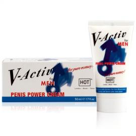 CREME ESTIMULANTE PENIS POWER CREAM V-ACTIV 50ML