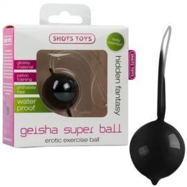 BOLA GEISHA SUPER BALL PRETO