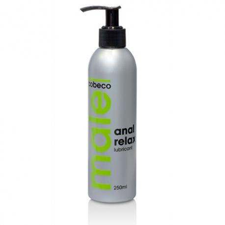 LUBRIFICANTE MALE ANAL RELAX 250ML