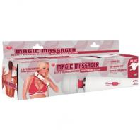 MASSAJADOR MAGIC MASSAGER BRANCO