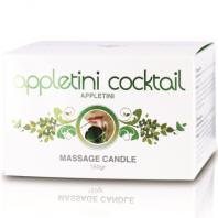 VELA DE MASSAGEM APPLETINI COCKTAIL 150GR
