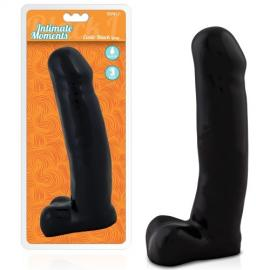 DILDO REALÍSTICO INTIMATE MOMENTS EXOTIC BLACK L