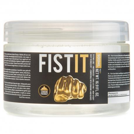 LUBRIFICANTE PARA FISTING FIST IT 500ML