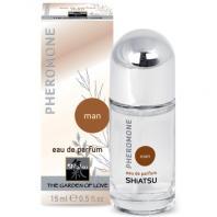 PERFUME COM FEROMONAS PARA HOMEM SHIATSU™ 15ML
