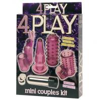 KIT 4PLAY ROXO