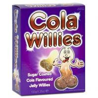 GOMAS EM FORMA DE PÉNIS COLA WILLIES