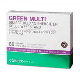 60 COMPRIMIDOS GREEN MULTI FLATPACK