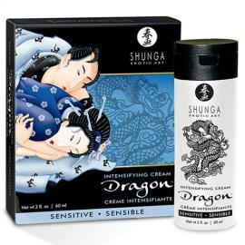 SHUNGA DRAGON SENSITIVE VIRILITY 60ML