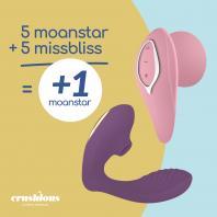 COMPRE 5 MOANSTAR + 5 MISSBLISS E LEVE UM MOANSTAR GRÁTIS